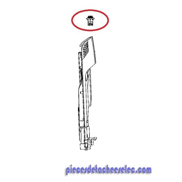 interrupteur blanc pour nettoyeur vapeur clean et steam. Black Bedroom Furniture Sets. Home Design Ideas