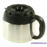 Pot Thermos + Couvercle pour Cafetière Pricipio FT360811 Moulinex