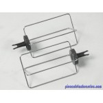 Fouet Whisks (Pair) pour Robots Multipro Classic KENWOOD