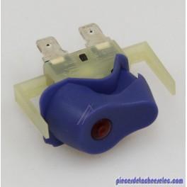 Interrupteur bleu violet pour appareil raclette compacte tefal combin raclette grill - Appareil pour rafraichir piece ...