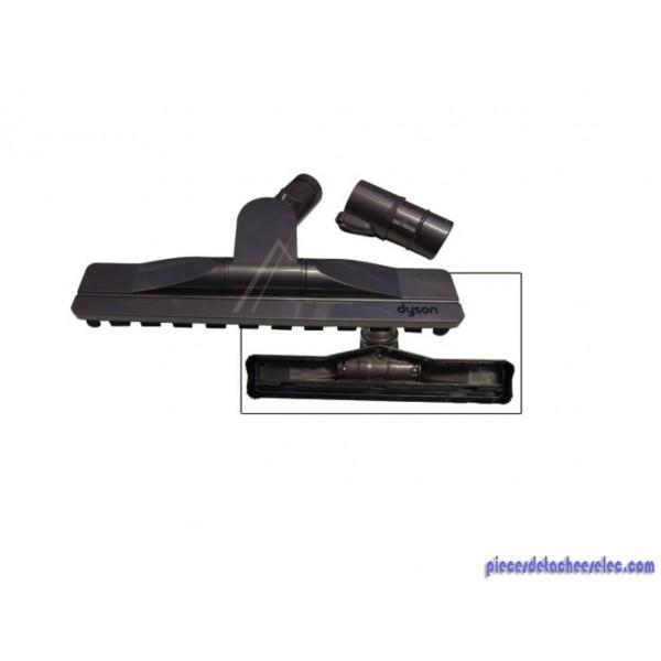 flexible brosse parquet noir pour aspirateur dc08 dyson aspirateurs dyson pi ces d tach es elec. Black Bedroom Furniture Sets. Home Design Ideas