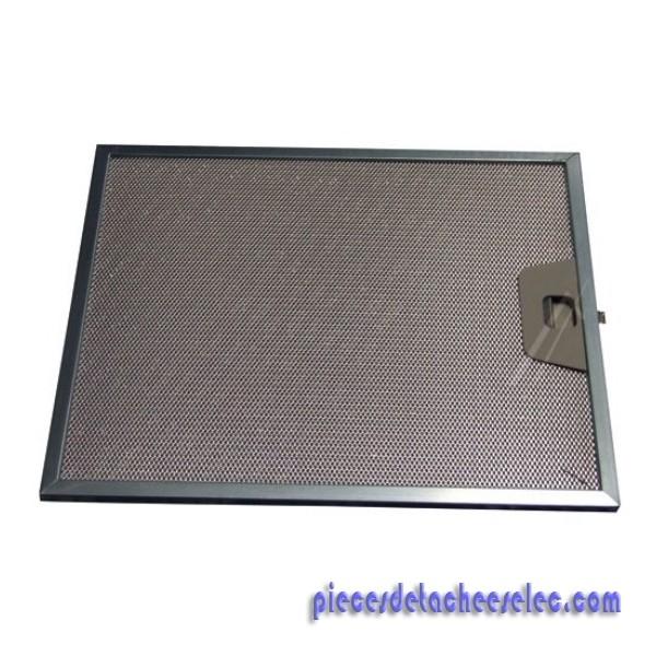 filtre metal pour hotte fgc625xs franke franke pi ces d tach es elec. Black Bedroom Furniture Sets. Home Design Ideas