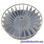 Turbine de Ventilation Diamètre 160mm pour Sèche-Linge TCDG51XBFR Ariston