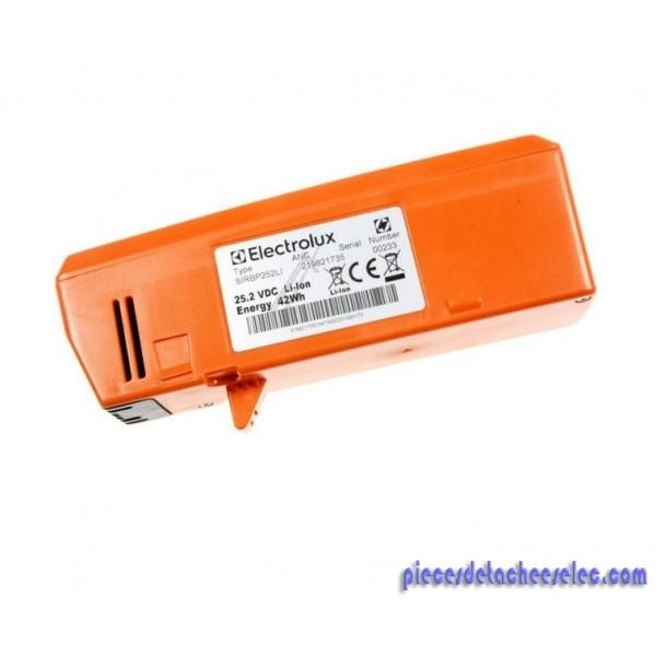 batterie pour aspirateur balai ultra power zb5022 electrolux