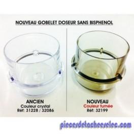 Bouchon ou Gobelet Doseur pour Couvercle de Thermomix TM21/31/3300/3000 Vorwerk