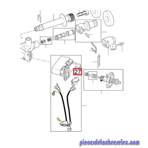 interrupteur pour nettoyeur haute pression nilfisk, nettoyeurs