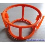 Panier Coloris Orange pour Extracteur à Jus PJ552 / PJ653 / PJ654 Siméo
