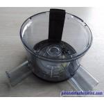 Bol avec Sorties à Jus / Pulpe sans Clapets pour Extracteur à Jus PJ552 / PJ 653 / PJ 654 Siméo