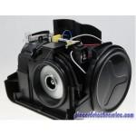 Carter + Moteur + Enrouleur pour Aspirateurs X-TREM Power 2 / Cyclonic Rowenta