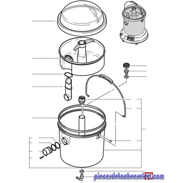 embout pour nettoyeur injecteur extracteur tw300 tw300. Black Bedroom Furniture Sets. Home Design Ideas