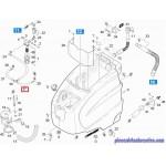 Tuyau Flexible pour Auto-Laveuse BD 530 Bp Pack Kärcher