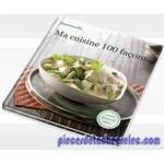 Livre Ma Cuisine 100 Façons pour Thermomix TM31 Vorwerk