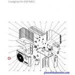 Moteur de Ventilateur pour Pompes à Chaleur EnergyLine Pro ENP1MSC Hayward