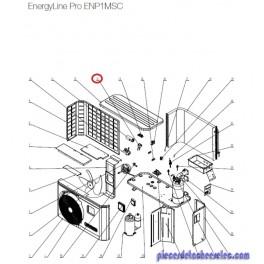 Détendeur électronique pour Pompes à Chaleur EnergyLine Pro ENP1MSC Hayward