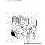Carte électronique pour Pompes à Chaleur EnergyLine Pro ENP1MSC Hayward