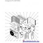 Fond pour Pompes à Chaleur EnergyLine Pro ENP1MSC Hayward