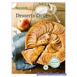Livre Recettes Desserts Faciles pour Thermomix TM31 / TM5 Vorwerk