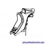 Avant de Poignée + Pompe pour Fer Vapeur Steampower Rowenta