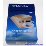 Filtres Papier N4 10 à 15 Tasses pour Cafetière Principio Moulinex