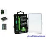 Kit Outillage 16 en 1 pour Réparation de Smartphone