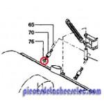 Joint pour Autolaveuse CA 340 Nilfisk