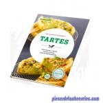 """Carnet Recettes """" Les Tartes """" pour Thermomix Vorwerk"""