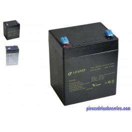 Batterie 6V pour Aspirateur TOB757 Tornado