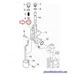 Tête de Soupape pour Nettoyeur Haute Pression HDS5/15U Kärcher