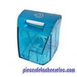 Réservoir d'eau bleu pour Nettoyeur Vapeur Rowenta