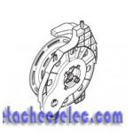 Enrouleur Câble 5M pour Aspirateur Nilfisk