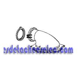 Tube air moteur pour Aspirateur Rowenta