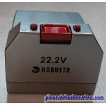 Batterie 22.2V pour Aspirateur SpeedClean S10 Robusta