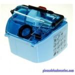 Bac Séparateur Bleu pour Aspirateurs Rowenta
