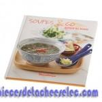 """Livre de Recettes """"Soupes & Co"""""""