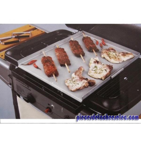 Plancha inox barbecue campingaz barbecue par mod le for Camping gaz barbecue plancha
