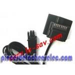 Câble / Support de l'Ecran LCD Amovible de Rechange pour Kit Main Libre Bluetooth Parrot Mki 9100