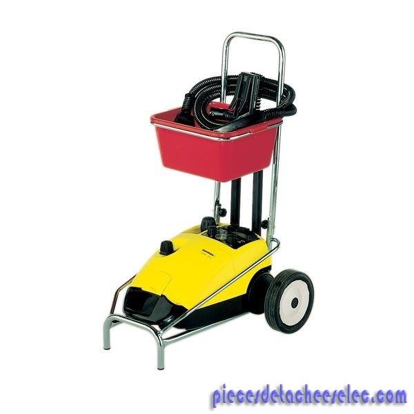 Chariot de transport pour nettoyeur vapeur k rcher de - Nettoyeur vapeur pour tapis moquettes ...