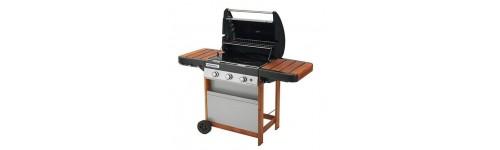 barbecue 3 series woody l campingaz pi ces d tach es elec. Black Bedroom Furniture Sets. Home Design Ideas