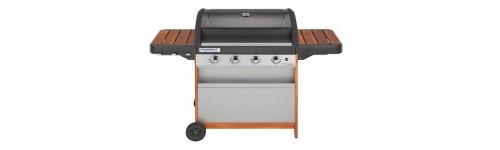 barbecue 4 series woody l campingaz pi ces d tach es elec. Black Bedroom Furniture Sets. Home Design Ideas