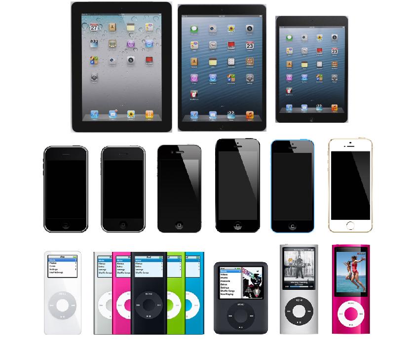 Réparation Iphone, Ipad, Ipod, produits apple, écrans tactiles